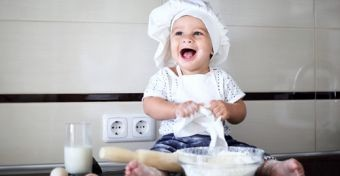 Erre figyelj, hogy ne legyen liszt�rz�keny a baba!