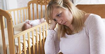 A szülés utáni depresszió tünetei