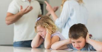 5 hiba, amit az elvált szülők elkövetnek