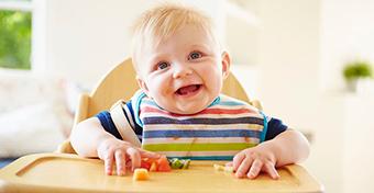 Falatnyi tan�csok - mit, mikor, hogy adjunk a bab�nak?