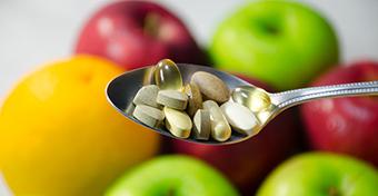 A vitamintablettáknak kisebb a rákellenes hatása, mint az élelmiszereknek