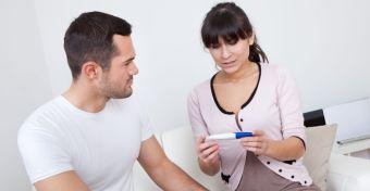 Pozitív a terhességi teszt, még sincs baba?