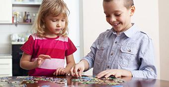 Puzzle: mikor milyet vegyünk a gyereknek?