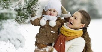 Így öltöztesd a babád télen!