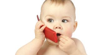 Mérföldkő a babák életében: a beszéd