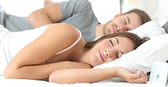 Lehet, hogy az alv�s min�s�ge �sszef�gg a nemi k�l�nbs�gekkel?