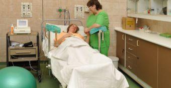 Margit Kórház, Csorna