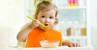 Tojásos receptek a babának
