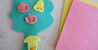 Fill�res gyerekj�t�kok mosogat�kend�b�l