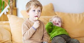 M�g kevesebb cukrot aj�nlott adni a gyereknek