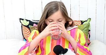 Hasmenés: használj rehidráló folyadékot