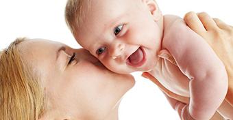 Ha száraz a baba bőre - Teendők és okok