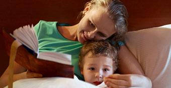 6 tipp a gyerek altatásához