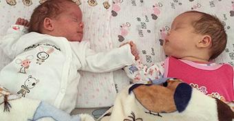 Sírtam az inkubátoroknál: melyik babámhoz menjek előbb?