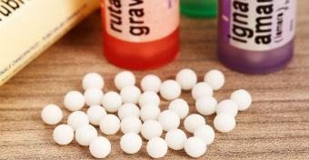 A homeopátiás szerek szedése
