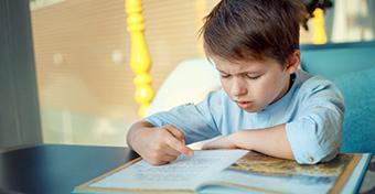 Diszlexia-veszélyeztetettség: jelek óvodáskorban
