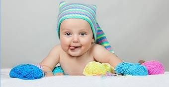Mikor kezdenek mosolyogni a kisbabák?