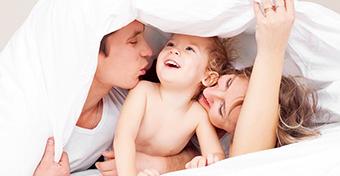 Szülőnek lenni a hosszú élet titka?