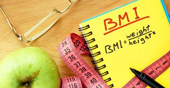 Nem a BMI a lényeg, hanem  a csípő-derék arány