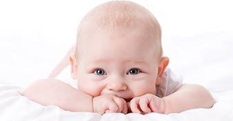 Miért csuklik a baba?