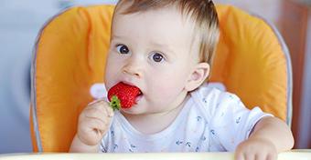 A 10-12 hónapos baba táplálása