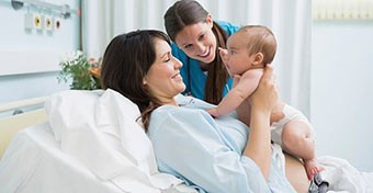 7 tipp, hogy rövidebb legyen a szülés