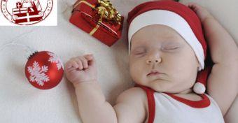 Az első karácsony a babával? - 3 hasznos tipp