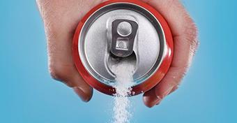 A cukorad� elint�zn� az eg�szs�gtelen �teleket