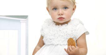 Kekszet a babának?