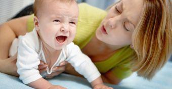 5 ok, amiért a 6-12 hónapos csecsemő sír