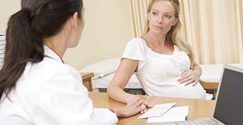 Menstru�ci� a terhess�g alatt?