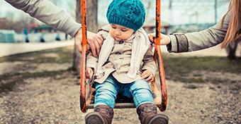 Hogyan b�njunk a gyerekkel v�l�s idej�n?