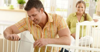 Babav�r�ban - hogyan alak�tsd �t a lak�st, ha j�n a baba?
