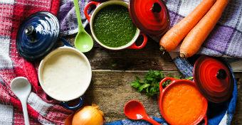 Zöldséges receptek az egész családnak