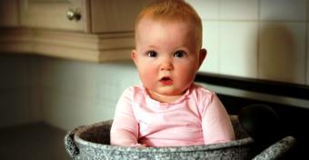 Biztonság a gyerekszobában