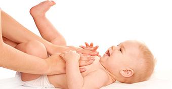 Hasfájós baba-hogyan segíthetsz?