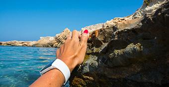 A tengervíz segít a gyógyulásban