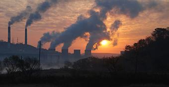Vitaminnal csökkenthető a légszennyezés káros hatása