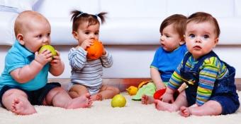 Mit ehet a 8 hónapos baba?