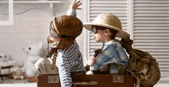 Földön vagy levegőben? - Utazás gyerekkel