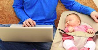 Tegy�nk-e fel babafot�kat az internetre?