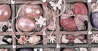H�sv�ti szok�sok: a toj�st�l a locsol�versig