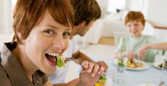 Egyél lassan, ha fogyni akarsz!