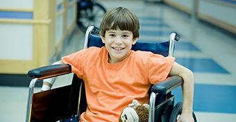 Egy ritka öröklődő betegség: a spinális izomatrófia