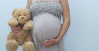 Szinte csoda, hogy terhes lettem