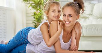 6 lépés a jó anya-gyerek kapcsolatért