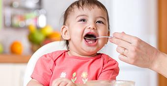 A kisgyereknek mehet az egészségtelenebb étel is?