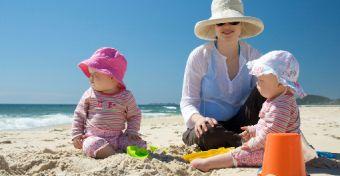 8 tipp a biztonságos napozásért