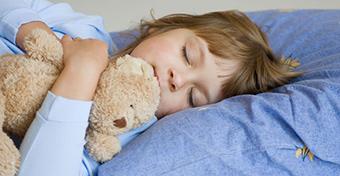 Mennyit aludjon a gyerek?