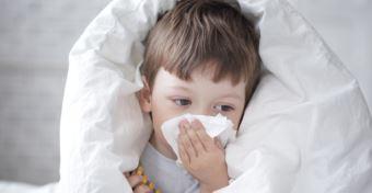 Az arcüreggyulladás tünetei és kezelése gyerekeknél